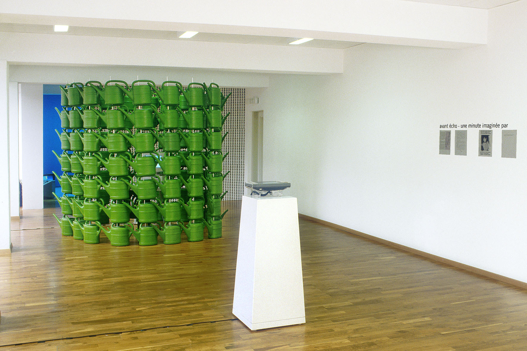 Anticipation version 4.0, exhibition view