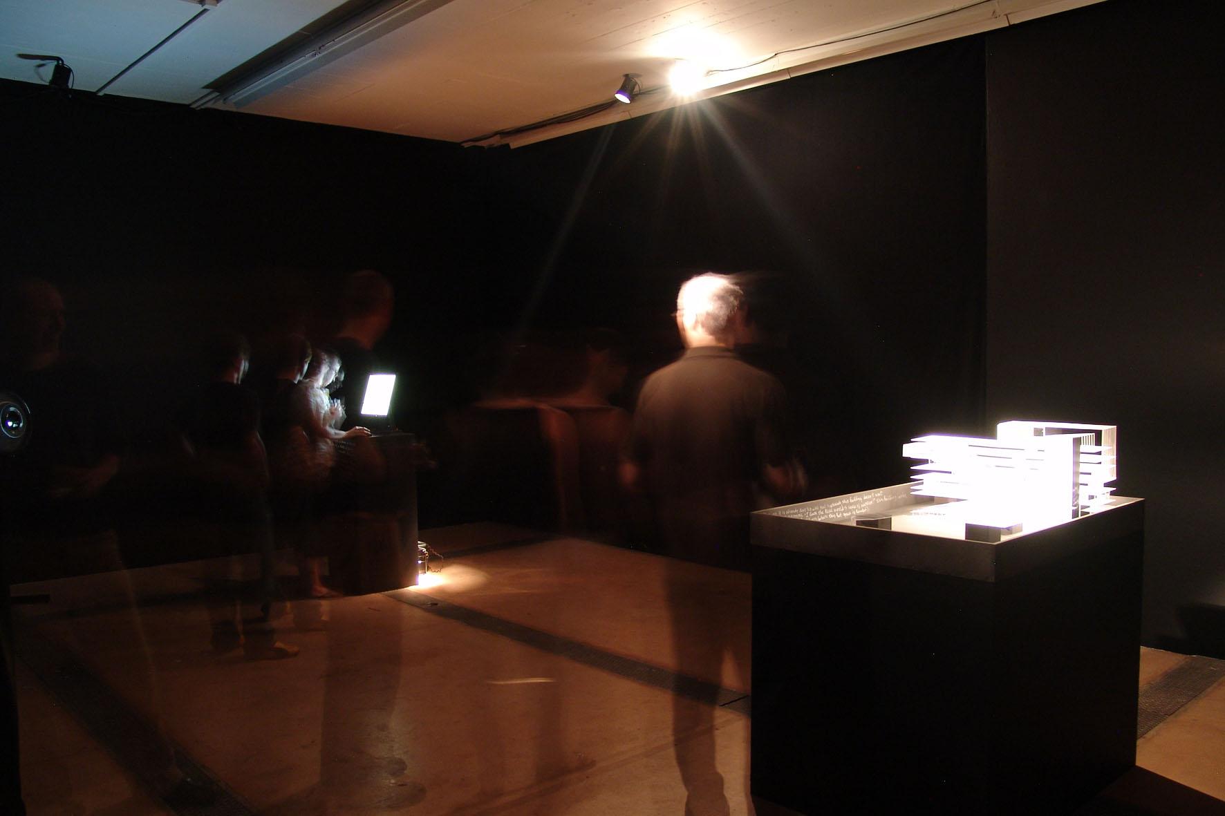 Nedko Solakov, Room for Mixm, Centre d'art contemporain, Geneva