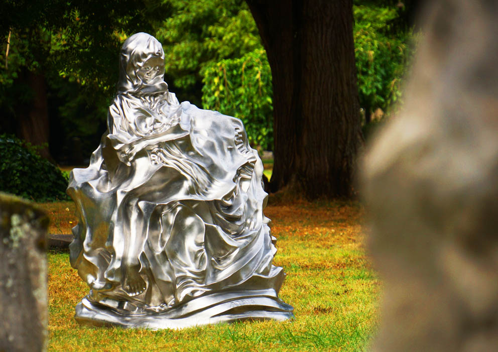 Christian Gonzenbach, La Pietà, collection Fmac, 2013